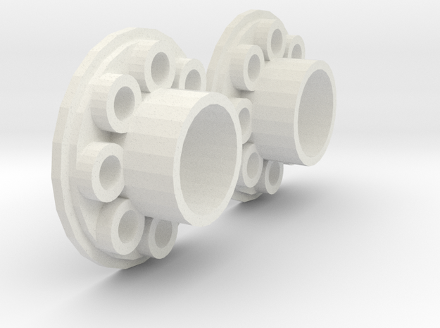 AXIAL LED Type A in White Strong & Flexible
