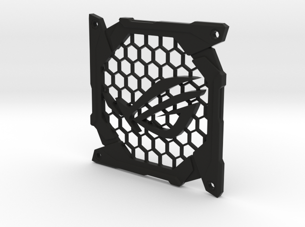 Fan grill (ROG) in Black Strong & Flexible