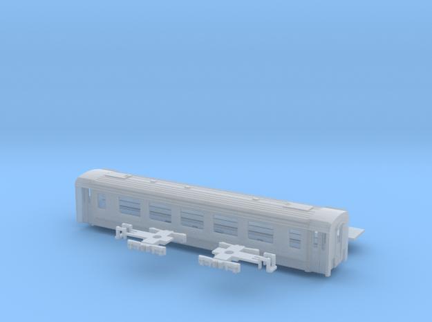 Passenger car type A-3S w/bogie