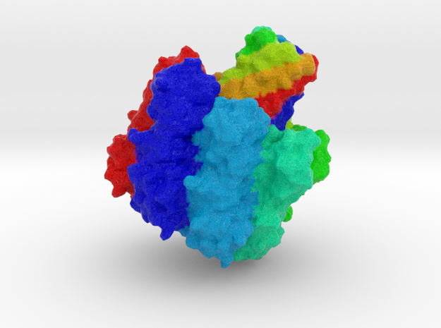 Hemolysin Protein in Full Color Sandstone