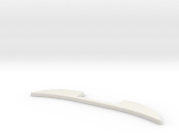 Renfort Mosler MiniZ in White Natural Versatile Plastic