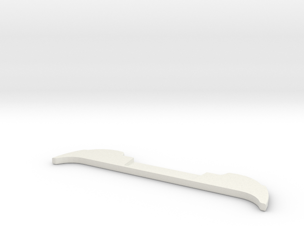 Renfort Mazda 787 MiniZ in White Natural Versatile Plastic