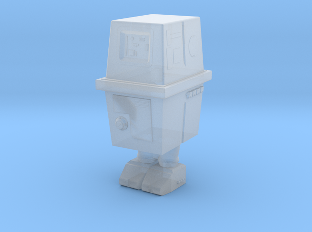 PRHI Star Wars Gonk Droid 25 mm scale in Smooth Fine Detail Plastic