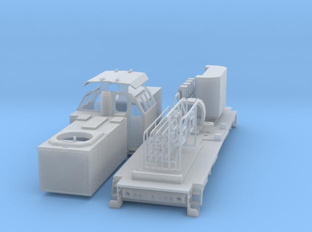 1:87 Diesellok BR214 komplett   BBL-Logistik