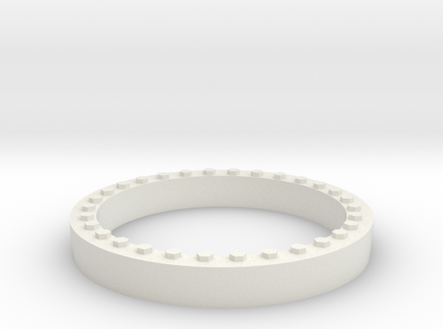 JConcepts Tribute Wheel Beadlock Ring for Monster