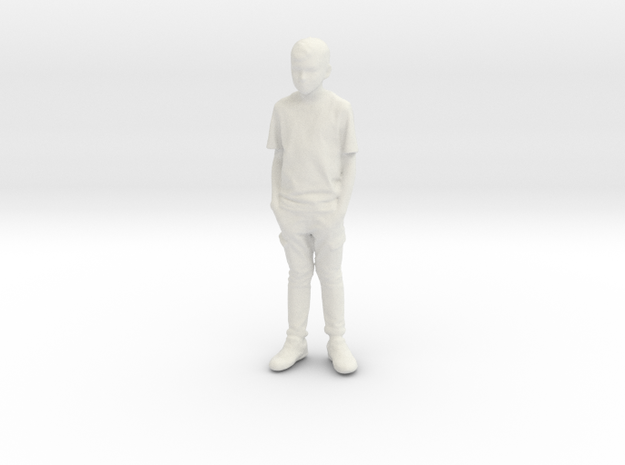 Printle C Kid 050 - 1/24 - wob in White Natural Versatile Plastic