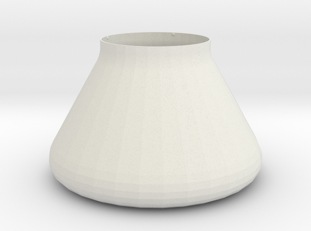 My Table Lamp (2/2) in White Natural Versatile Plastic