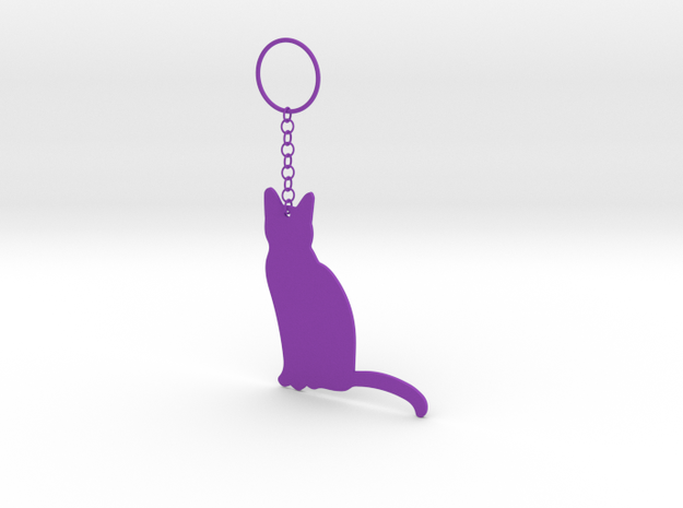 CAT strap in Purple Strong & Flexible Polished