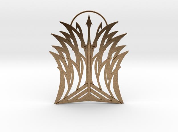 Poseidon Pendant
