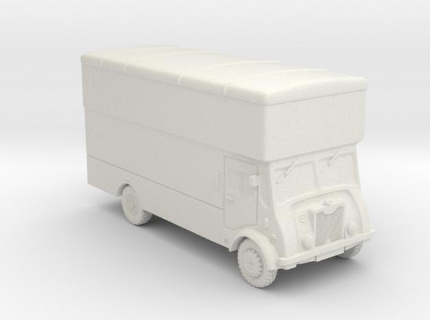 HO/OO Gauge Furniture Van