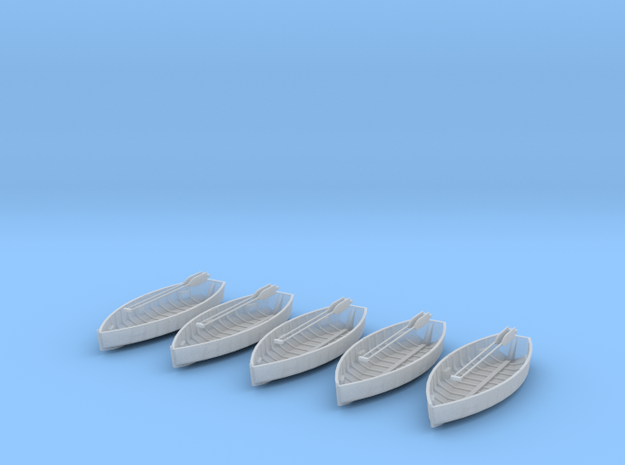 Oscale RowBoatpaddles V2 5ea in Frosted Ultra Detail