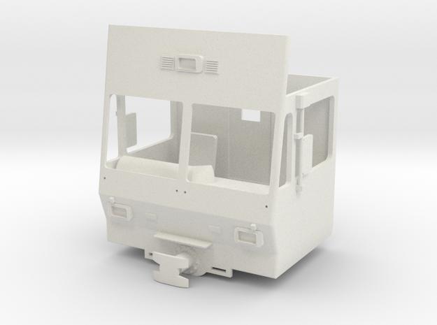 RhB 1701 in White Natural Versatile Plastic