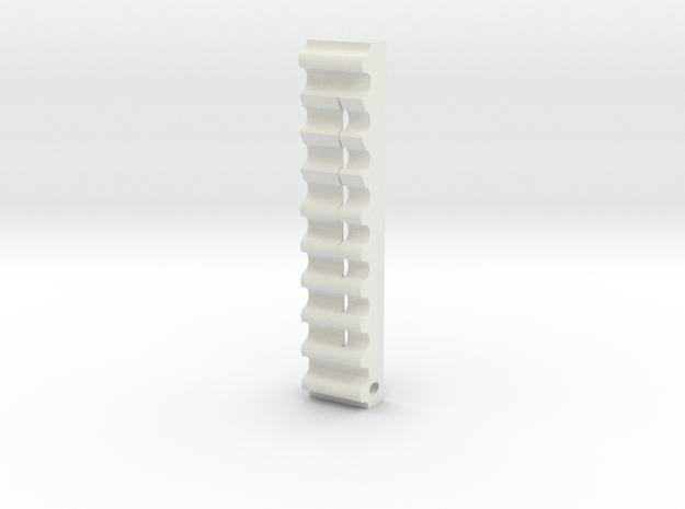 Yona 2 in White Natural Versatile Plastic