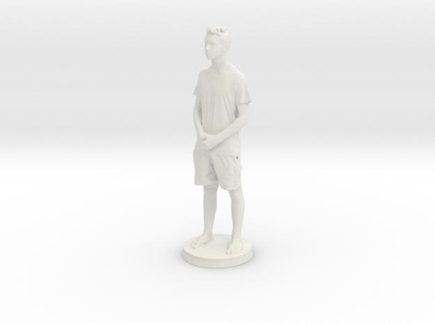 Printle C Kid 133 - 1/24 in White Natural Versatile Plastic