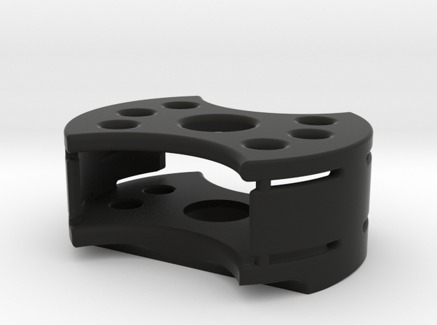 HW100 Magazine Clip Mk3 in Black Strong & Flexible