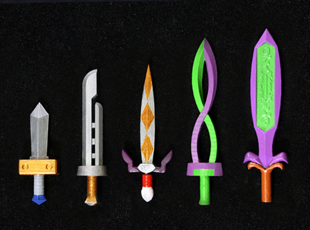 Sword Pack II