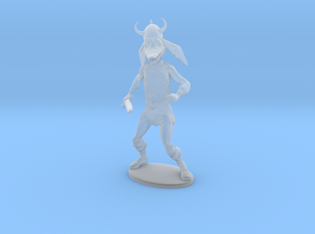 Snarf Miniature in Frosted Extreme Detail: 1:60.96