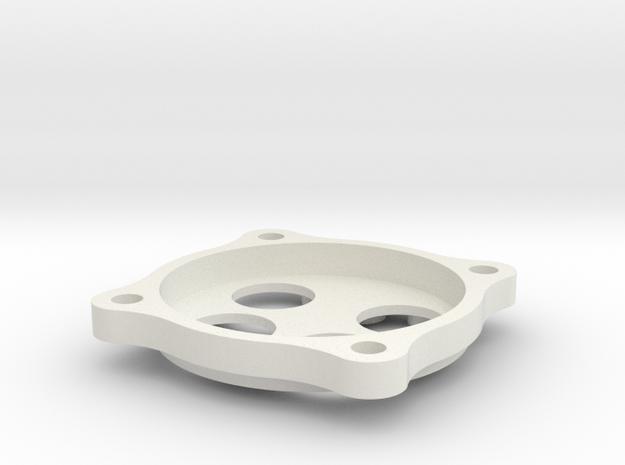 109 Landing Gear Indicator Early in White Natural Versatile Plastic