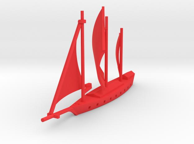 1/1000 Crimson Corsair Ship