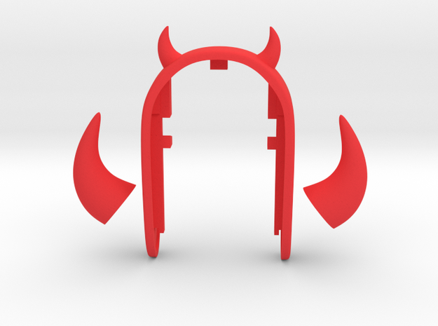 DEVIL SET KEY FOB for MINI COOPER F54, F55, F56, F