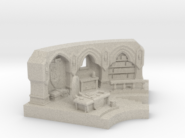 Mage Tower in Sandstone