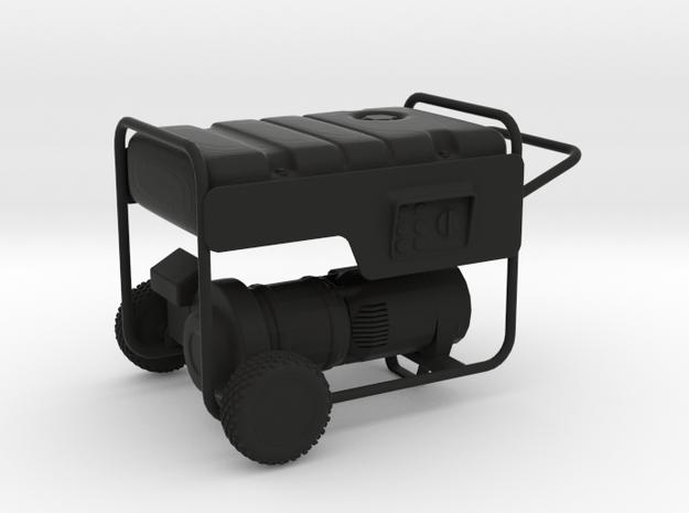 Emergency Power Aggregate DType - 1/10 in Black Natural Versatile Plastic