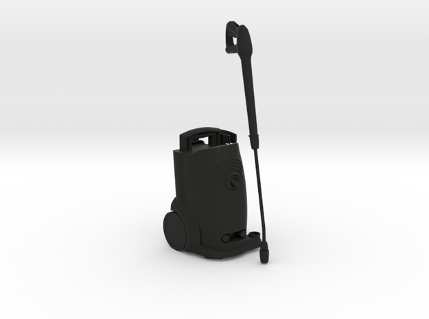 K-HD High-Pressure-Cleaner - 1/10 in Black Strong & Flexible