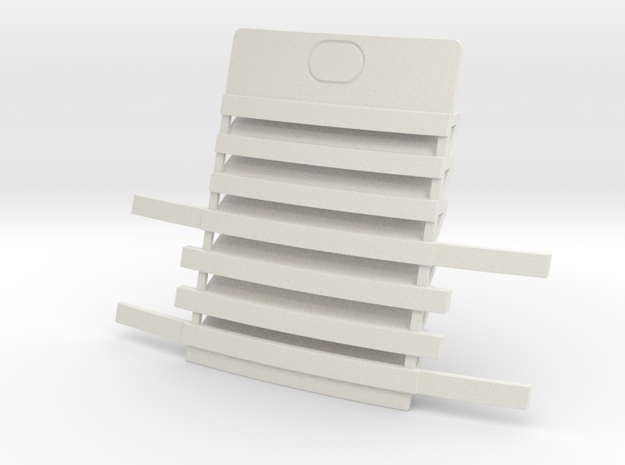 7-SP-grill-1to13 in White Natural Versatile Plastic
