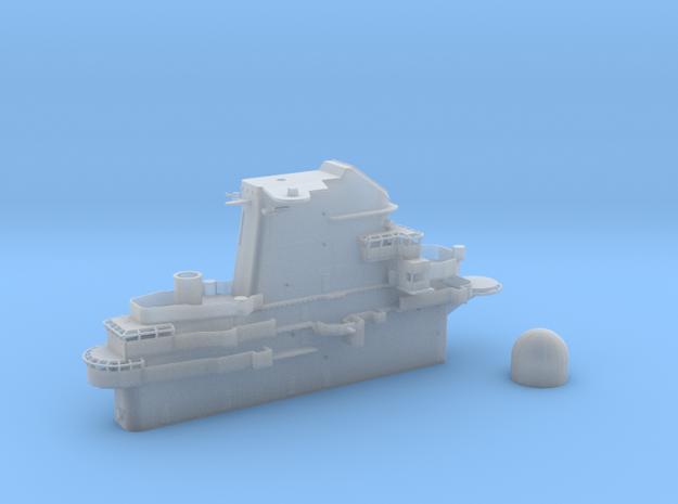 USS Lexington '93 Island (for Revell)
