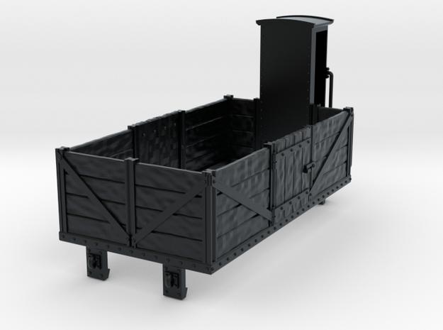HOe-wagon01 - Dump truck crate