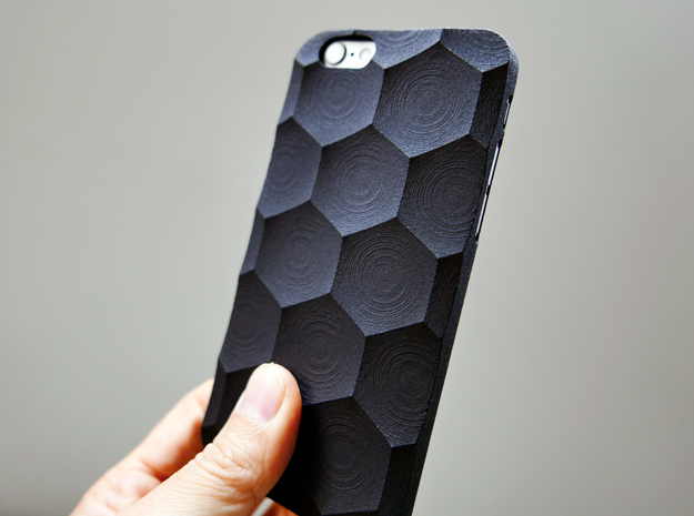 iPhone 6S Case_Hexagon