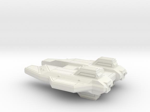 Zingara Arrano cruiser in White Strong & Flexible