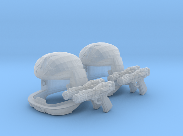Viper Pilot Patrol (Battlestar Galactica TOS) 1/18