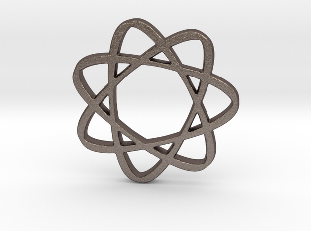 Infinatom in Stainless Steel
