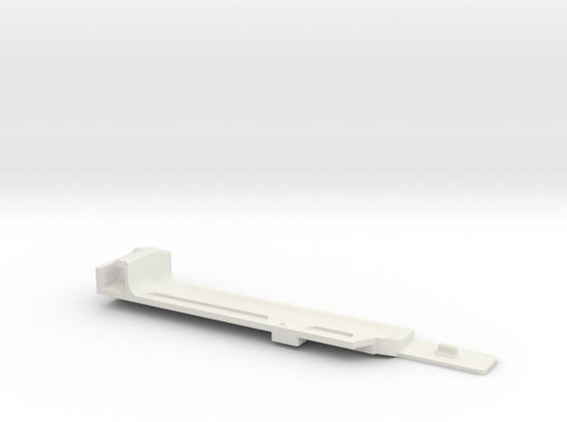AP3802 CoverPlate Rev2i Superleggera in White Strong & Flexible