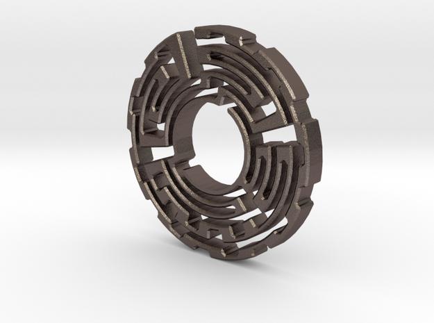 Maze Runner in Stainless Steel