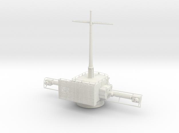 1/32 DKM FuMO 23 Radar Station W 10.5m RF in White Natural Versatile Plastic