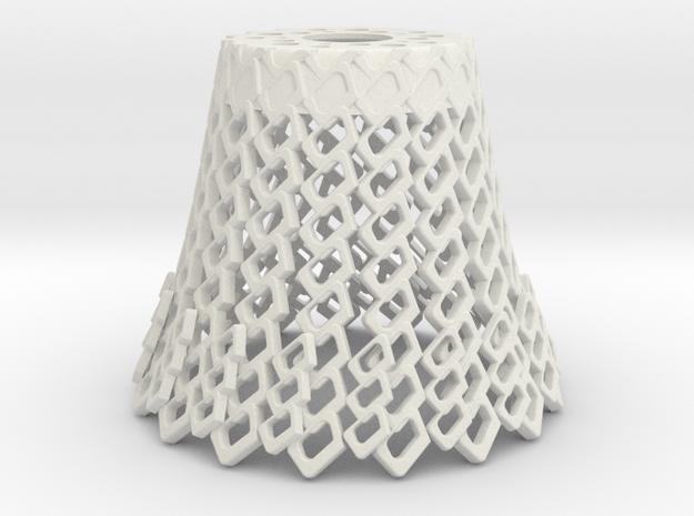 LAM-24-GN4 in White Natural Versatile Plastic