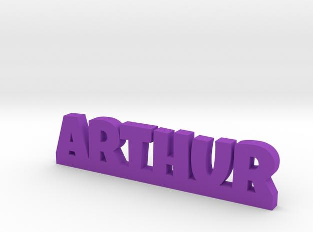 ARTHUR Lucky in Purple Processed Versatile Plastic