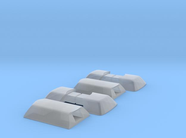 RTK 7 1100mm - 2St 1/43 in Smoothest Fine Detail Plastic