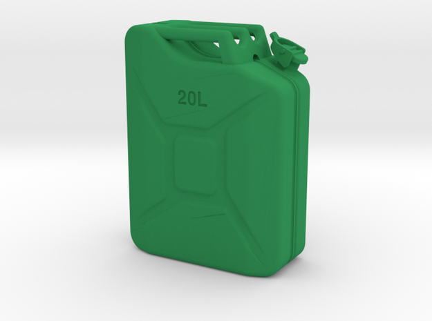 Crawler Scale Jerry Can / gas can