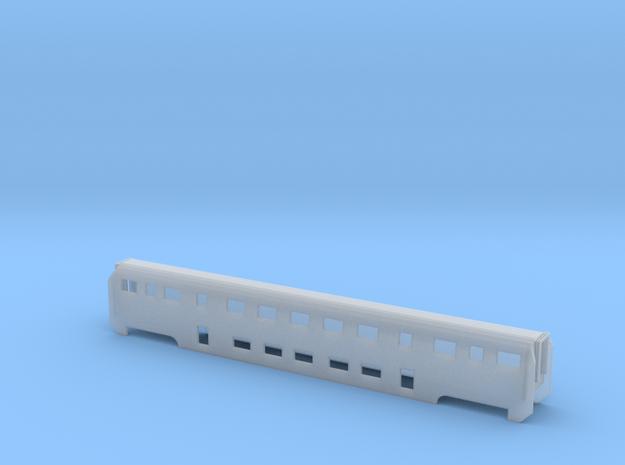 SBB IC2000 Gehäuse 1. Klasse Scale TT in Smooth Fine Detail Plastic
