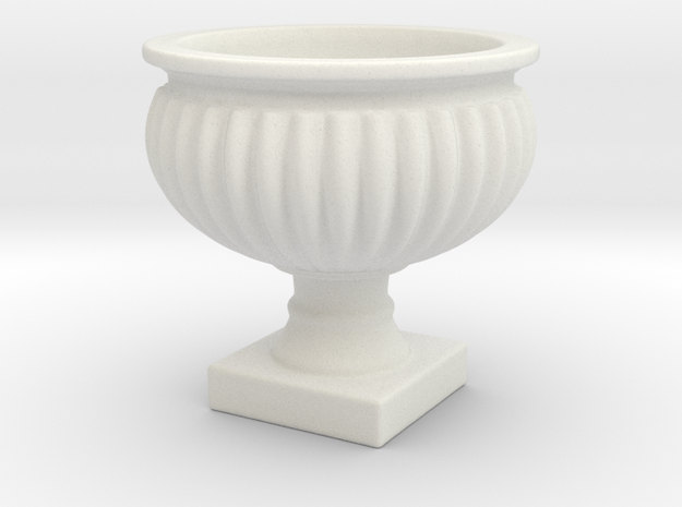 Planter Urn Hollow Form 2017-0010 various scales