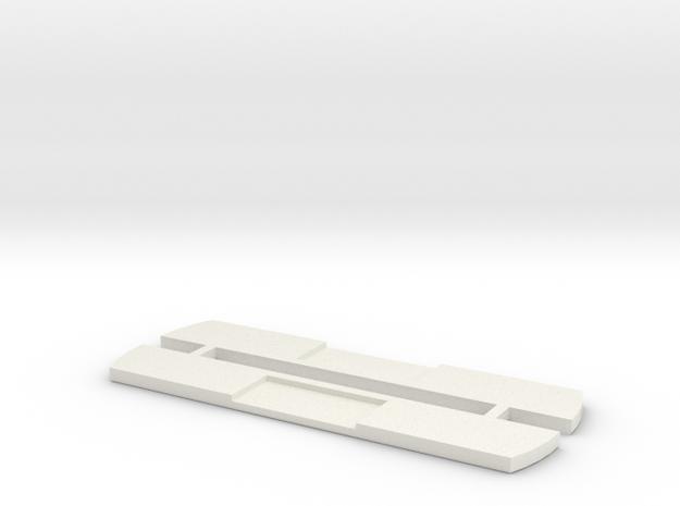 Renfort Lola VDS II MiniZ 2pc in White Strong & Flexible