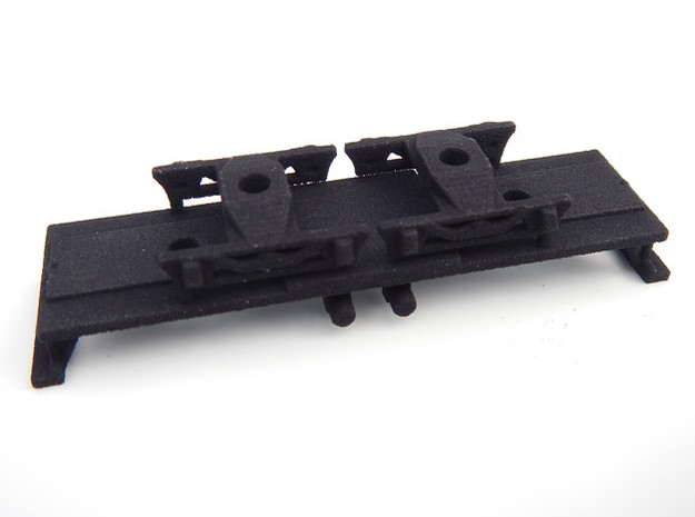 CNSM 452 - 454. 457 Under Frame - Trucks in Black Strong & Flexible