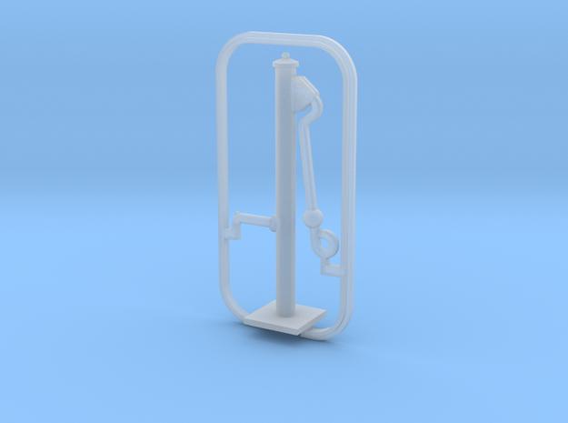 Water Hand Pump Type BK (H0 1:87)  in Smooth Fine Detail Plastic