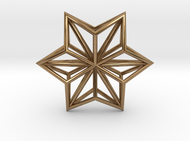 Origami STAR Structure, pendant