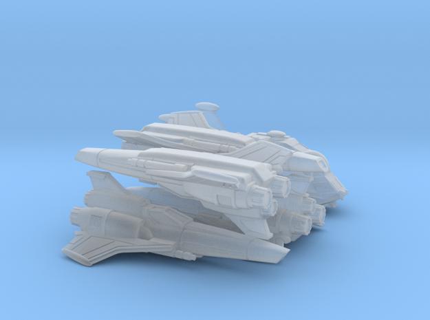 Viper Mk II Wing (Battlestar Galactica), 1/270