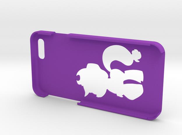 "Iphone 6 ""A Jack"" in Purple Processed Versatile Plastic"