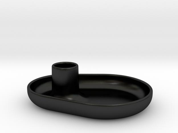 Beacon - Monza in Matte Black Porcelain